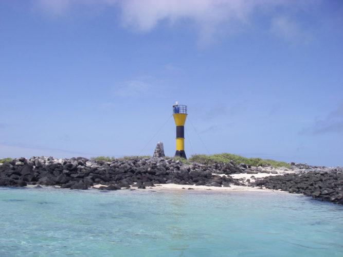 Punta Suarez Lighthouse