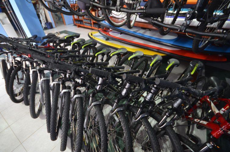 Need a bike? We've got a bunch!