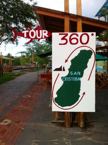 A 360 Tour Sign