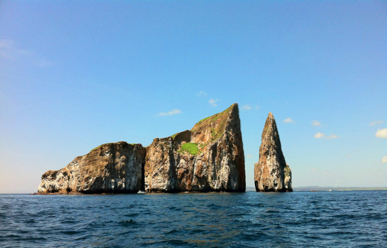 Kicker Rock or Leon Dormido