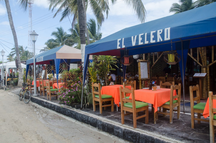 El Velero - Pizza and More on Isabela Island