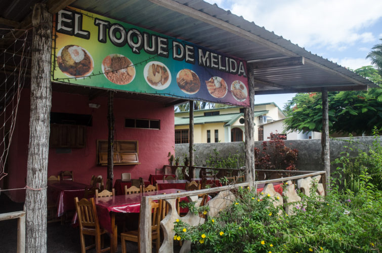 El Toque de Melida on Isabela Island