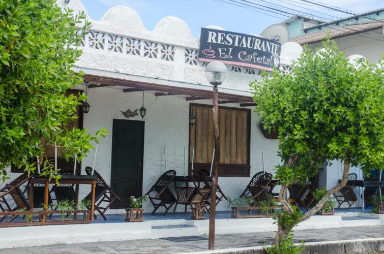 El Cafetal Restaurant on Isabela Island